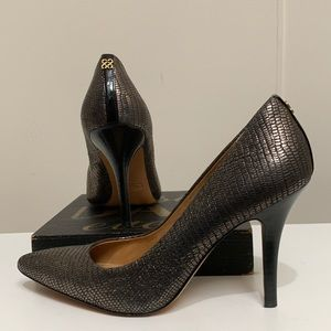 COACH heels size 8
